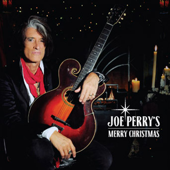 Joe Perry's Merry Christmas CD