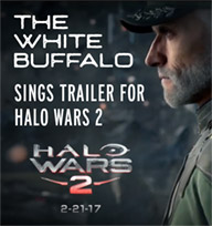 The White Buffalo Halo Wars 2 Trailer